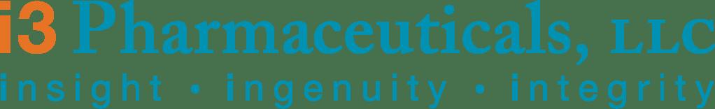 i3 pharmaceuticals logo